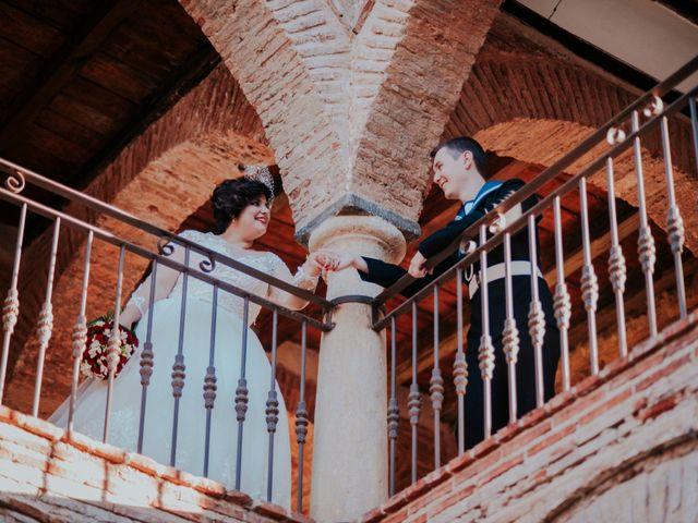 La boda de Niall y Lola en Beas De Segura, Jaén 29