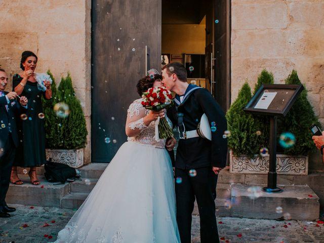 La boda de Niall y Lola en Beas De Segura, Jaén 1