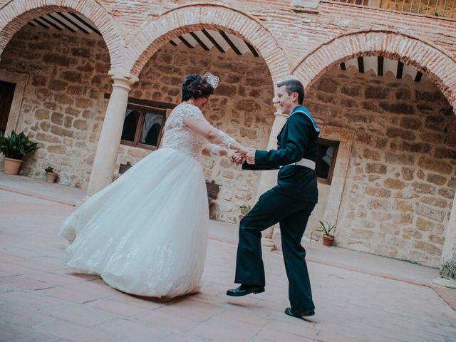 La boda de Niall y Lola en Beas De Segura, Jaén 32