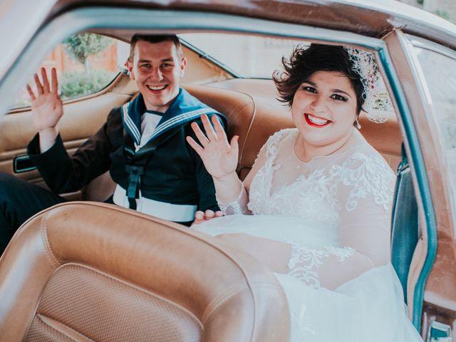 La boda de Lola y Niall