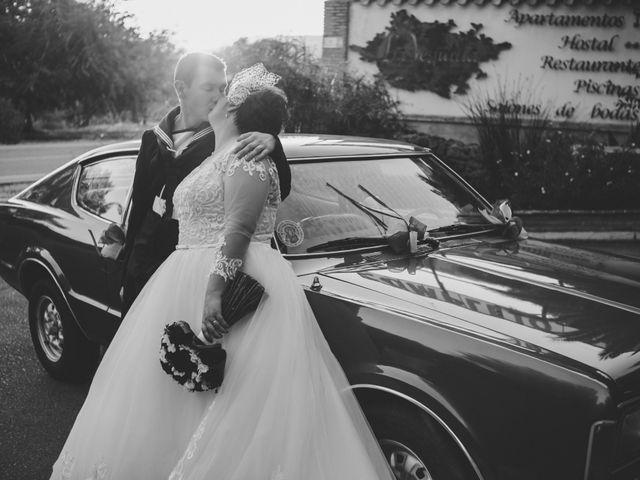 La boda de Niall y Lola en Beas De Segura, Jaén 33