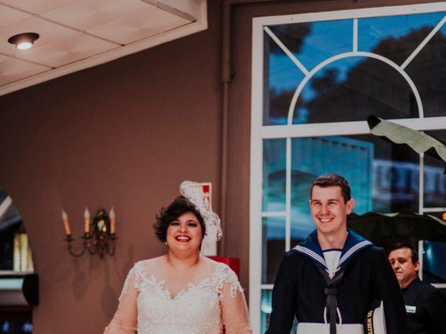 La boda de Niall y Lola en Beas De Segura, Jaén 35