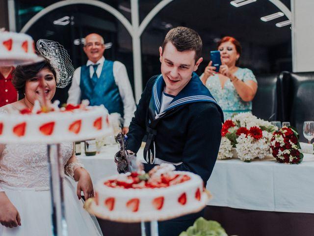 La boda de Niall y Lola en Beas De Segura, Jaén 40
