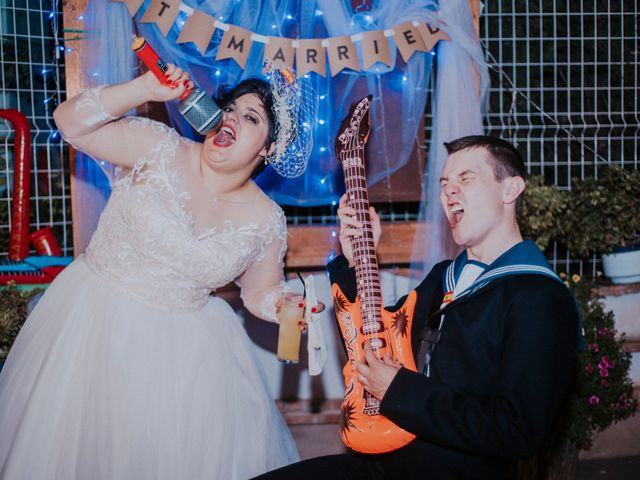 La boda de Niall y Lola en Beas De Segura, Jaén 45