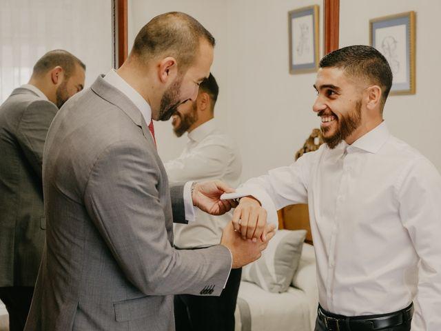 La boda de Álvaro y Ara en Alalpardo, Madrid 14