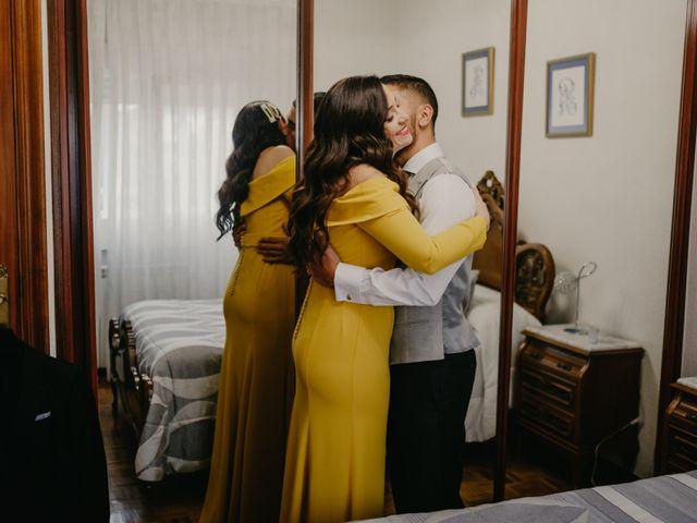 La boda de Álvaro y Ara en Alalpardo, Madrid 1
