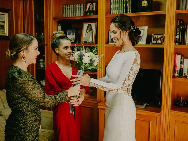 La boda de Álvaro y Ara en Alalpardo, Madrid 40
