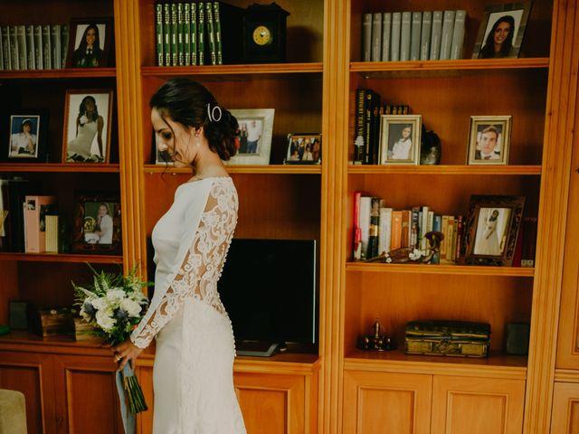 La boda de Álvaro y Ara en Alalpardo, Madrid 41