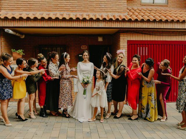 La boda de Álvaro y Ara en Alalpardo, Madrid 43