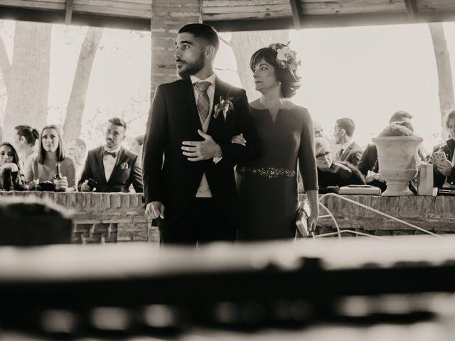 La boda de Álvaro y Ara en Alalpardo, Madrid 71