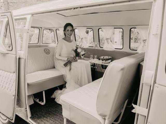 La boda de Álvaro y Ara en Alalpardo, Madrid 73