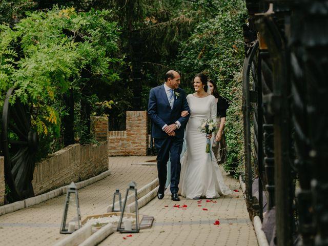 La boda de Álvaro y Ara en Alalpardo, Madrid 75