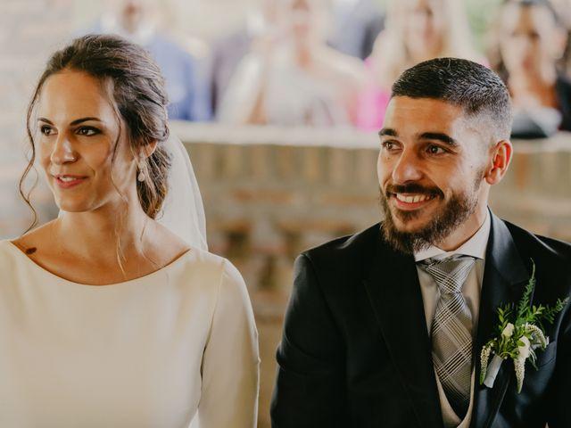 La boda de Álvaro y Ara en Alalpardo, Madrid 78