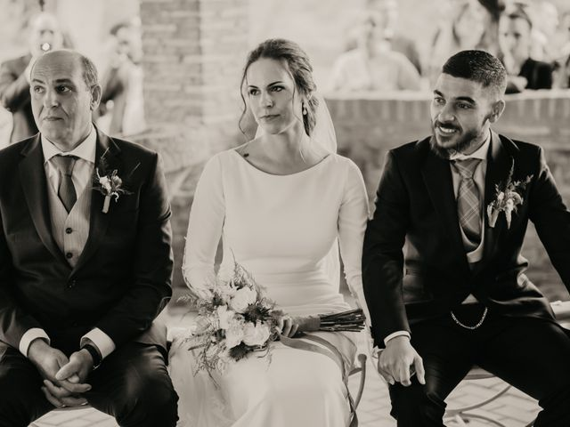 La boda de Álvaro y Ara en Alalpardo, Madrid 83