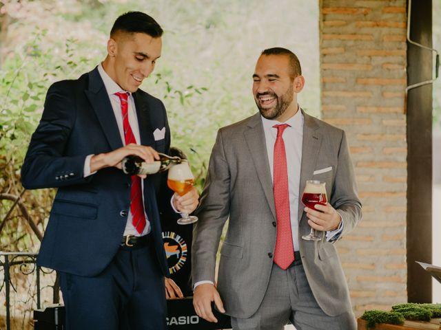La boda de Álvaro y Ara en Alalpardo, Madrid 87