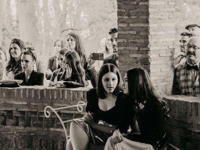 La boda de Álvaro y Ara en Alalpardo, Madrid 89