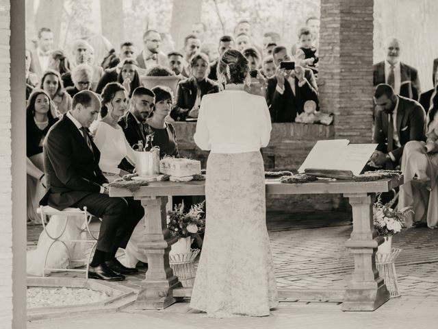 La boda de Álvaro y Ara en Alalpardo, Madrid 90