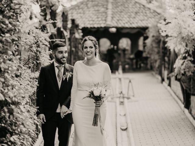 La boda de Álvaro y Ara en Alalpardo, Madrid 95