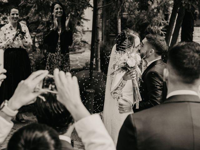 La boda de Álvaro y Ara en Alalpardo, Madrid 97
