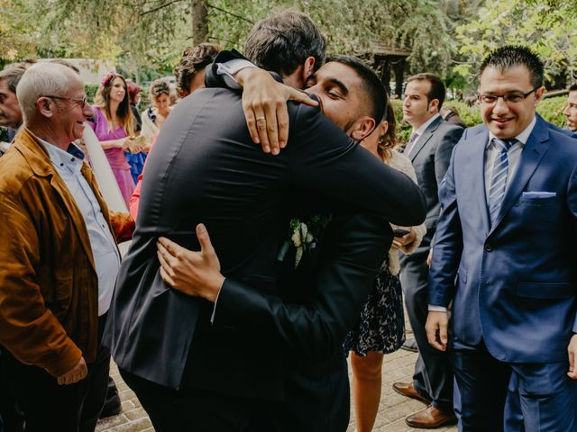La boda de Álvaro y Ara en Alalpardo, Madrid 99