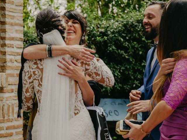 La boda de Álvaro y Ara en Alalpardo, Madrid 100