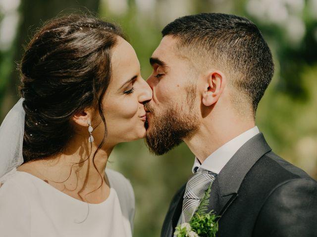 La boda de Álvaro y Ara en Alalpardo, Madrid 103