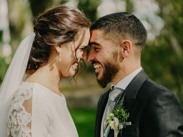 La boda de Álvaro y Ara en Alalpardo, Madrid 104