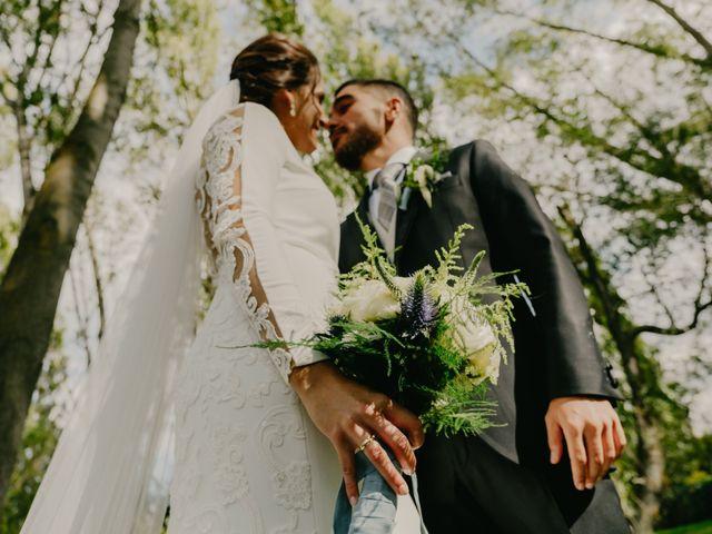 La boda de Álvaro y Ara en Alalpardo, Madrid 105