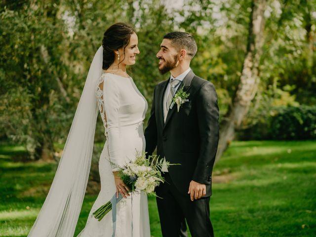 La boda de Álvaro y Ara en Alalpardo, Madrid 108