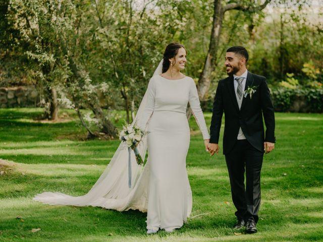La boda de Álvaro y Ara en Alalpardo, Madrid 111