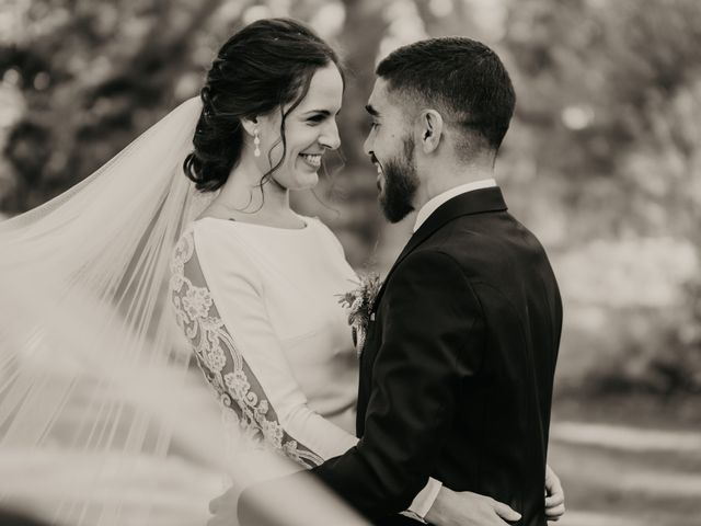 La boda de Álvaro y Ara en Alalpardo, Madrid 112