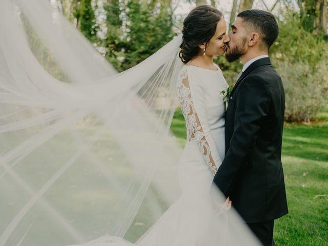 La boda de Álvaro y Ara en Alalpardo, Madrid 113
