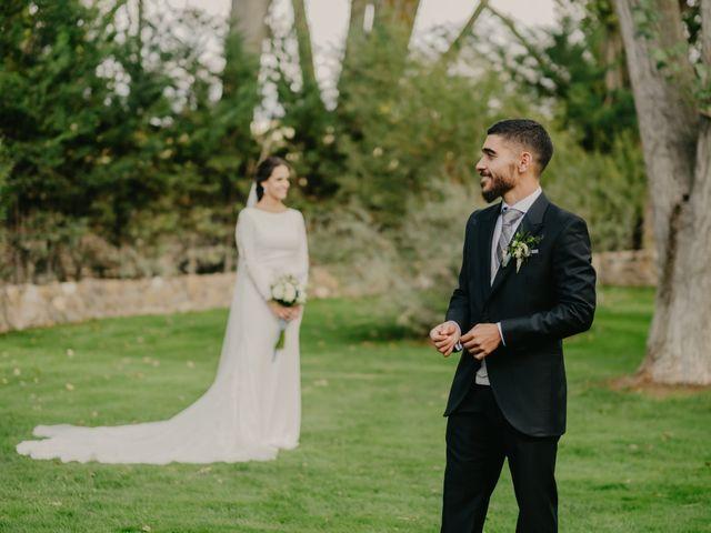 La boda de Álvaro y Ara en Alalpardo, Madrid 115