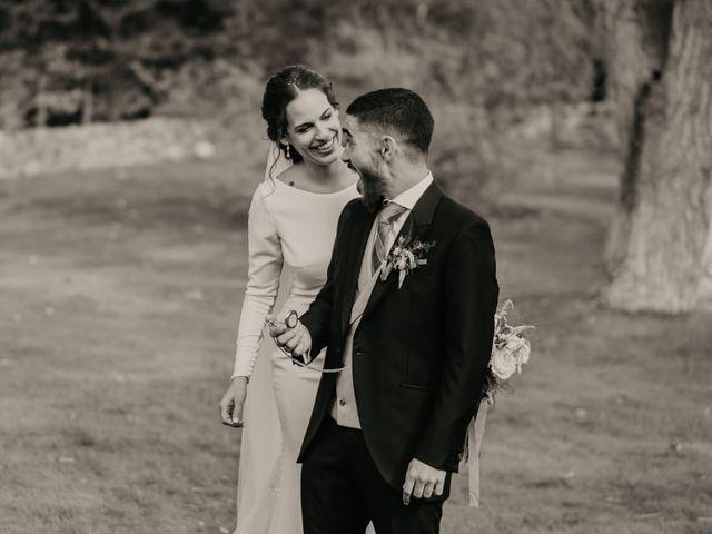 La boda de Álvaro y Ara en Alalpardo, Madrid 116