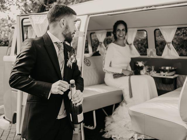 La boda de Álvaro y Ara en Alalpardo, Madrid 119