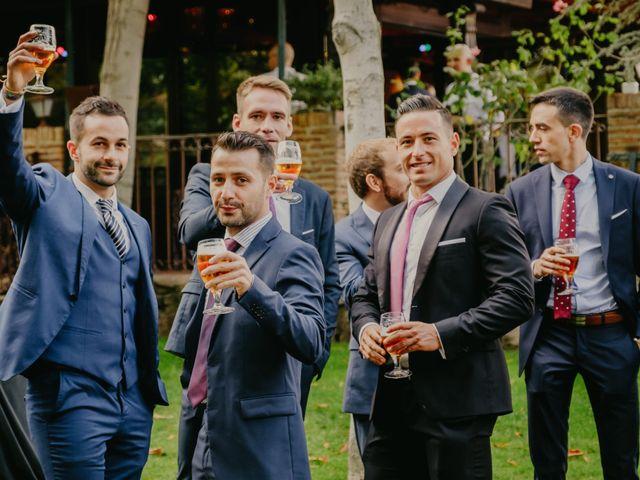 La boda de Álvaro y Ara en Alalpardo, Madrid 123