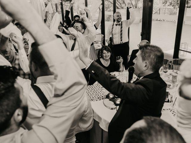 La boda de Álvaro y Ara en Alalpardo, Madrid 130