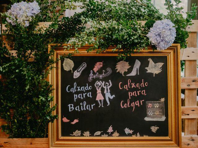 La boda de Álvaro y Ara en Alalpardo, Madrid 134