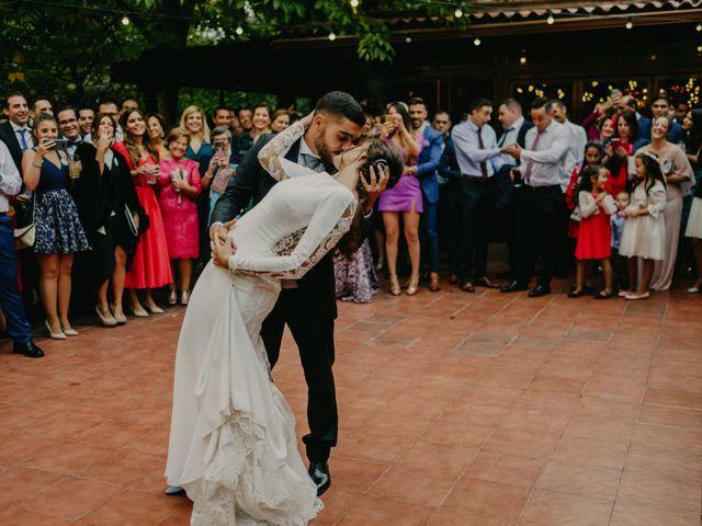 La boda de Álvaro y Ara en Alalpardo, Madrid 137
