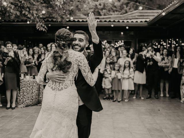 La boda de Álvaro y Ara en Alalpardo, Madrid 138