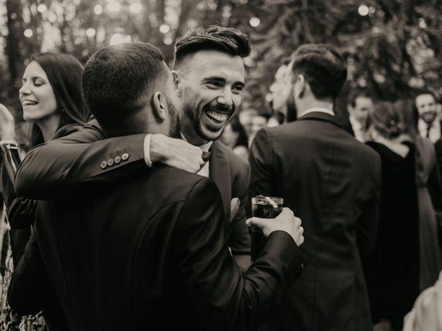 La boda de Álvaro y Ara en Alalpardo, Madrid 139