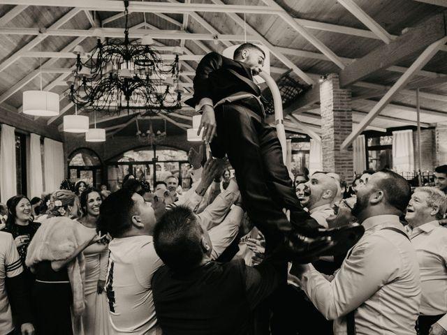 La boda de Álvaro y Ara en Alalpardo, Madrid 141