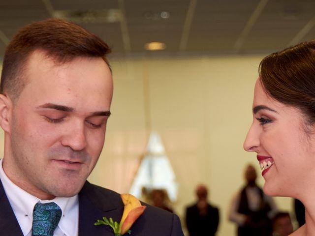 La boda de Alejandro y Estefania en Elx/elche, Alicante 4