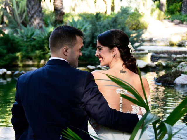 La boda de Alejandro y Estefania en Elx/elche, Alicante 1