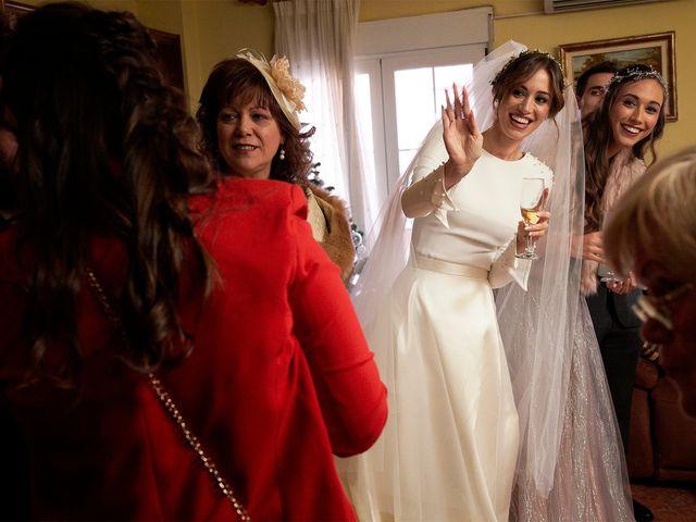 La boda de Enrique y Inma en El Puig, Valencia 12