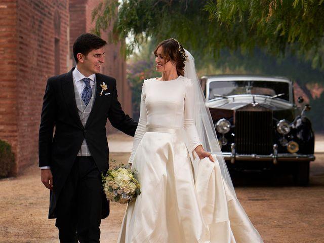 La boda de Enrique y Inma en El Puig, Valencia 34