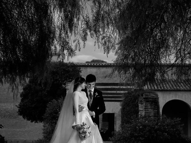 La boda de Enrique y Inma en El Puig, Valencia 35