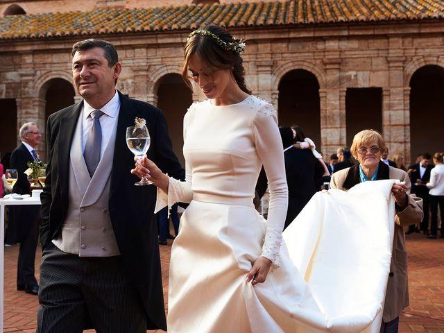 La boda de Enrique y Inma en El Puig, Valencia 41