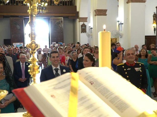 La boda de Adrián y Salud en Alhaurin De La Torre, Málaga 21