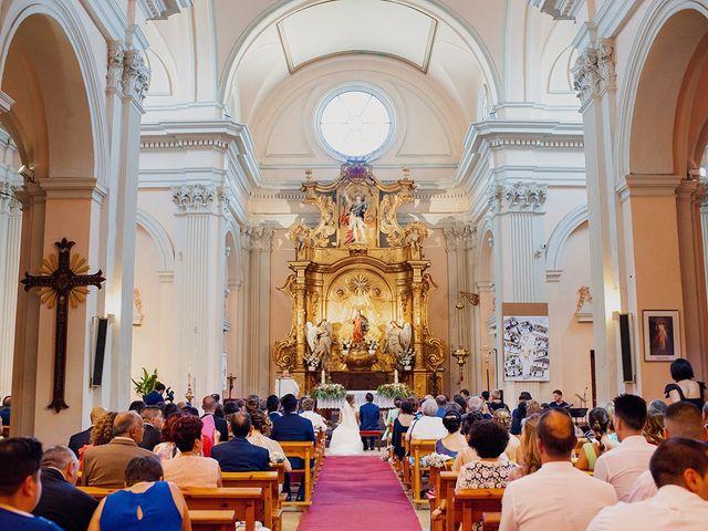 La boda de Héctor y Rocío en Villanueva De Gallego, Zaragoza 16